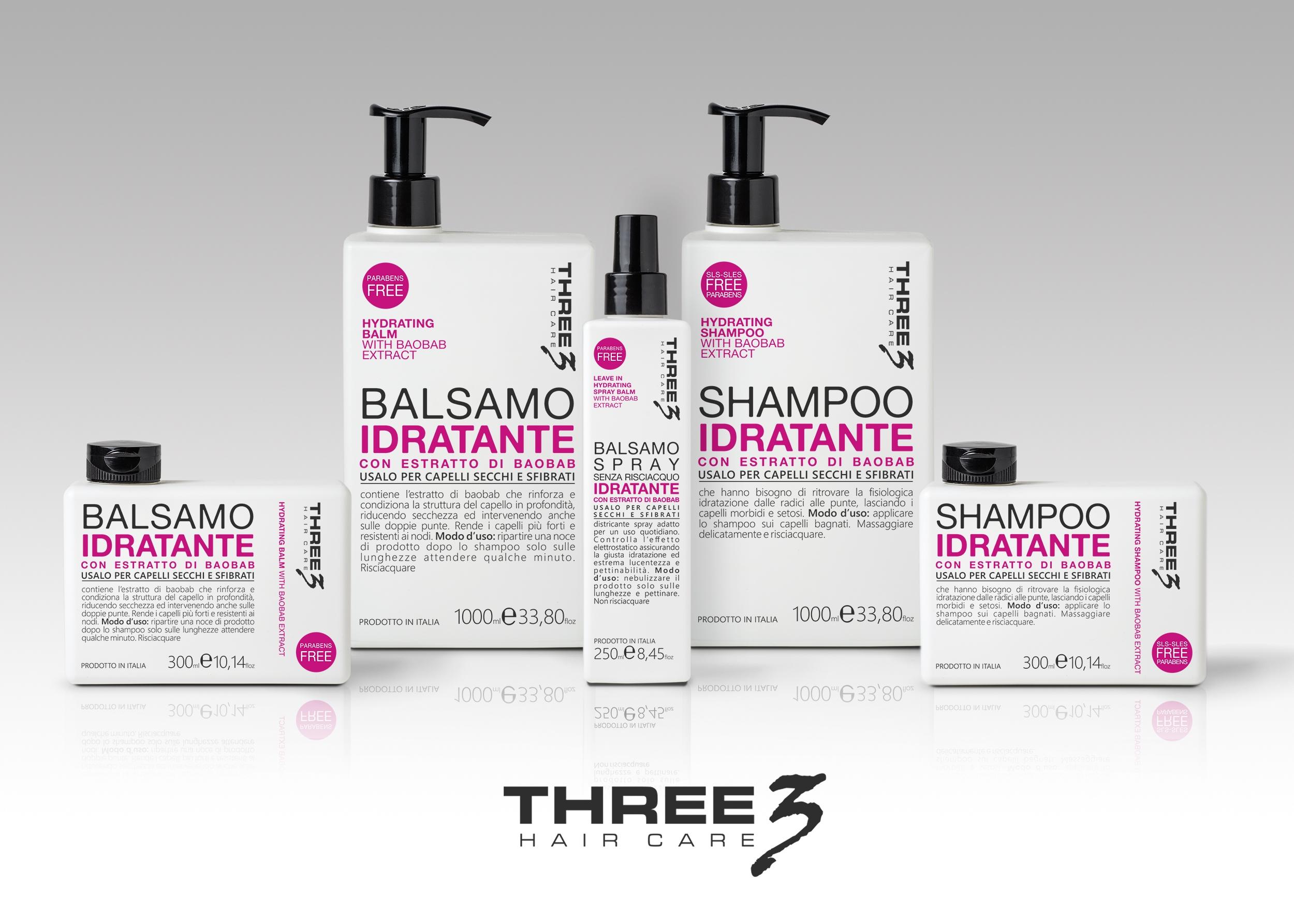 Tree3 Hydrating serie