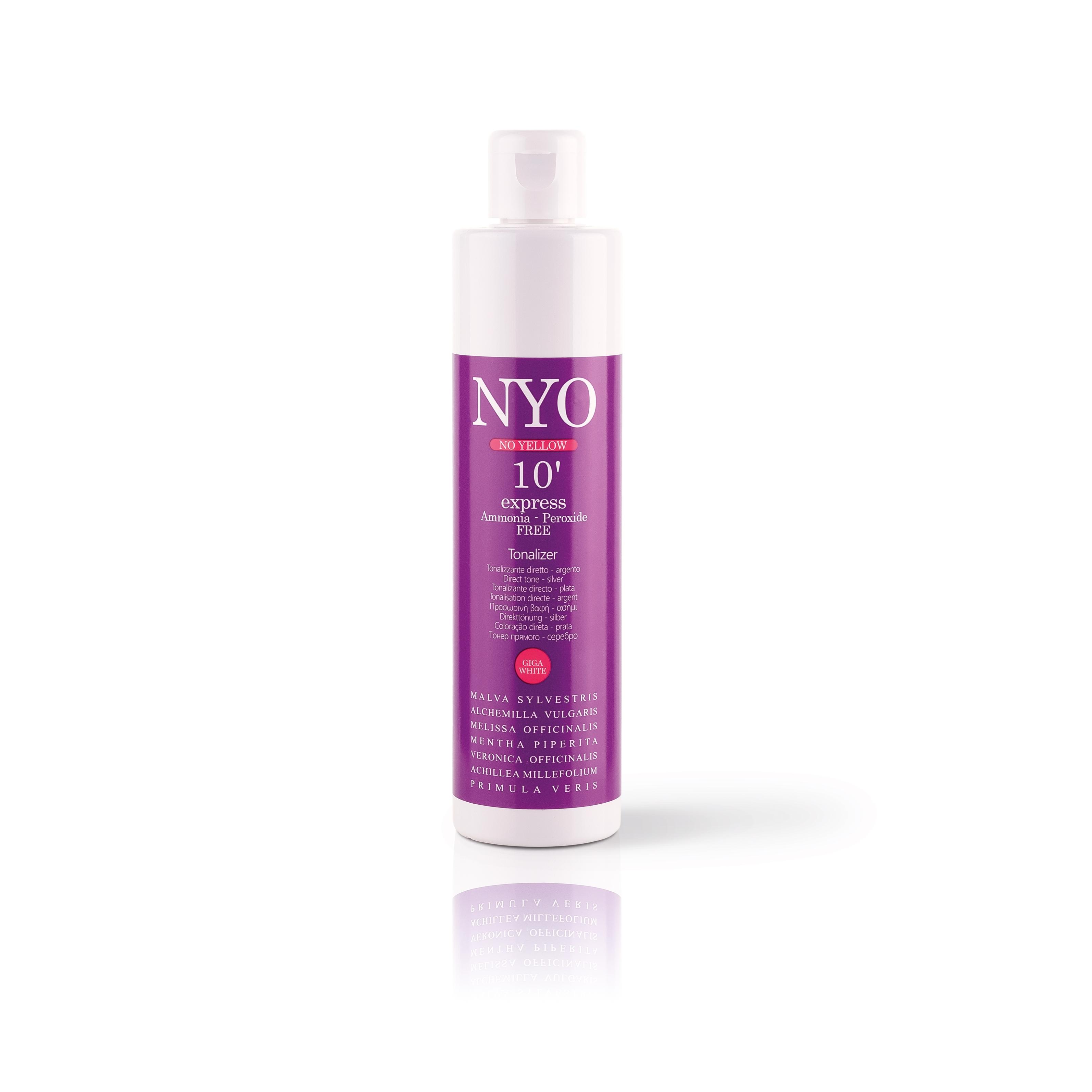 NYO Express toner 10 min