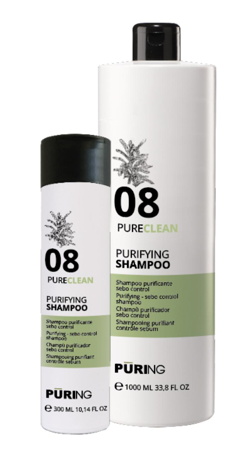 08 Pureclean - Anti skæl shampoo