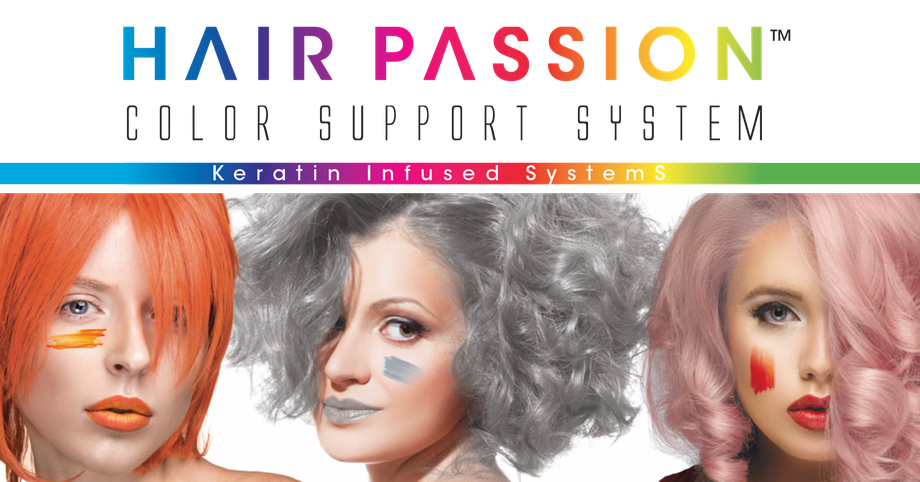 Hairpassion Metal / Pastel