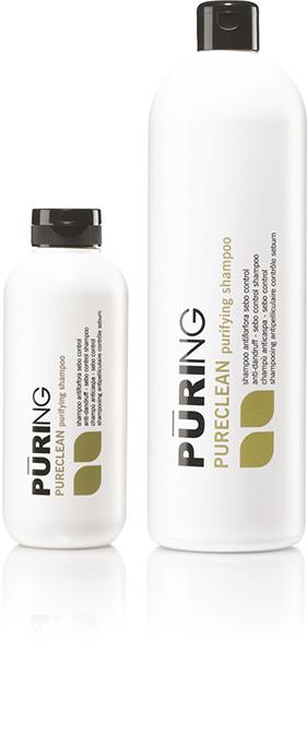 Pureclean - Anti skæl shampoo