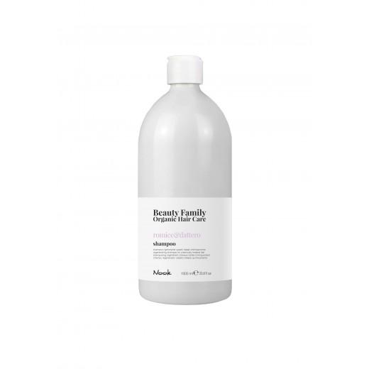 Nook Beauty Family Organic shampoo (romiceanddattero) til kemisk behandlet hår. 1000 ml.-31