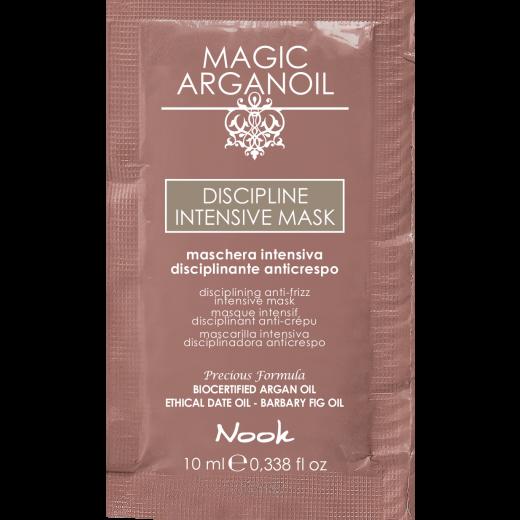 Nook Argan Sachet prøve DISCIPLINE Intensive Mask 10 ml-31