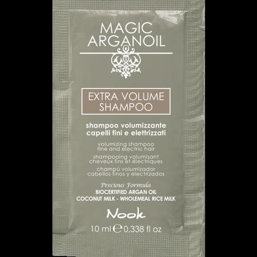 Nook Extra vol. Sachet prøve EXTRA VOLUME Shampoo 10 ml-31