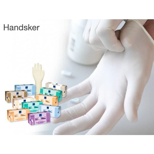 Nitril Handsker Medium-30