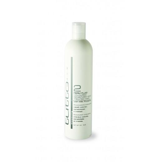 Tutto PERMANENT 2 Til farvet og behandlet/sensitiv hår 500 ml-30
