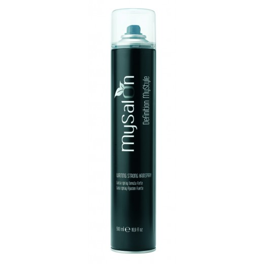 Strong Hairspray 500 ml-30