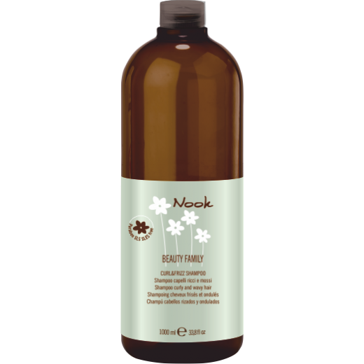 Curl and Friz Shampoo 1000 ml.-3