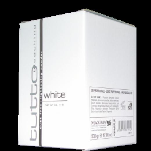 Tutto LYSNING WHITE 500 g støvfri-30