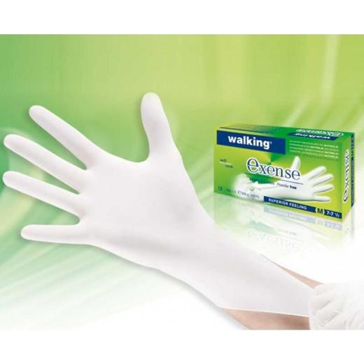Nitril handsker Excense Small-3