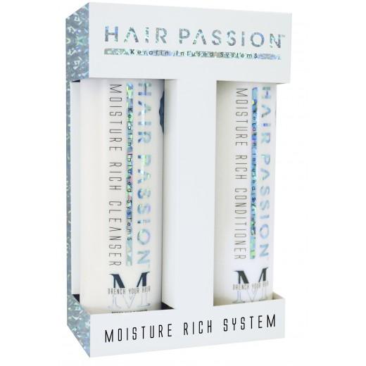 Moisture Rich Cleanser shampoo 285 ml / Conditioner 285 ml. vejl 348 kr. Tørt hår !-31