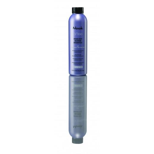 Nook BFree Starlight Blonde Shampoo 250 ml.-30