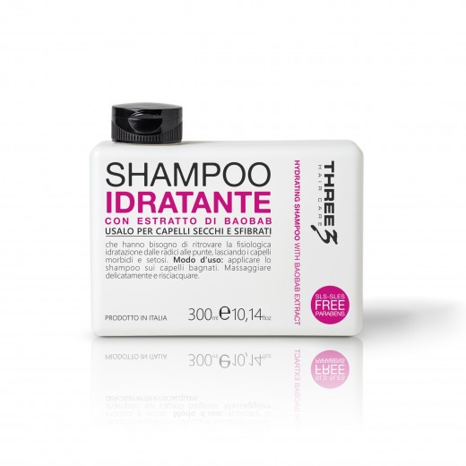 Tree3 Hydrating shampoo 300 ml.-31