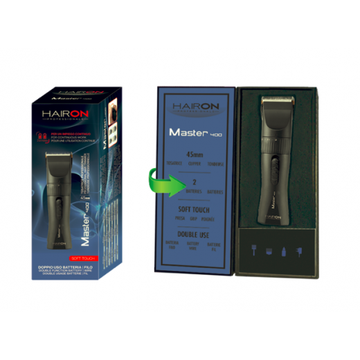 Axima MASTER 400 ALL BLACK Trimmer-31