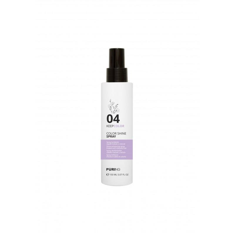 04 Keepcolor Shine spray 150 ml. PURING vejl. 120 kr.