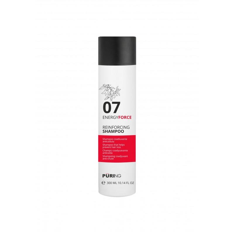 07 Energyforce hårtab Shampoo 300 ml. PURING vejl. 120 kr.