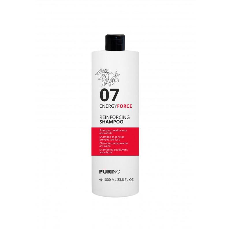 07 Energyforce hårtab Shampoo 1000 ml. PURING vejl. 200 kr.