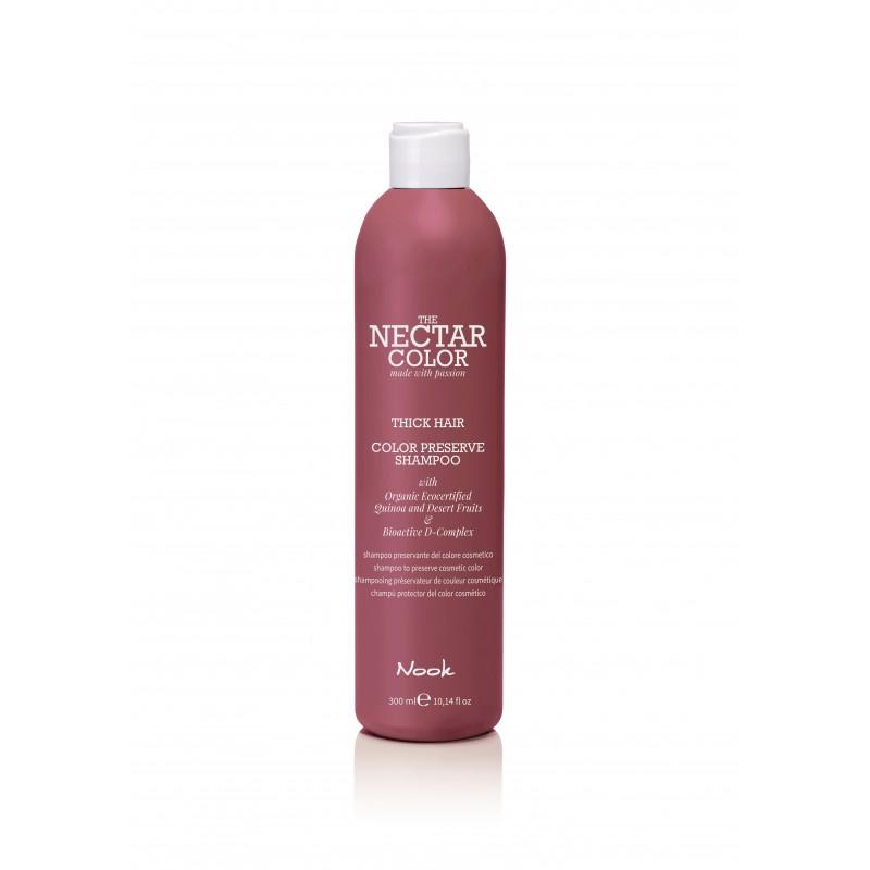 Nook Nectar farvebevarende shampoo til KRAFTIGT hår 300 ml. vejl. 149,-