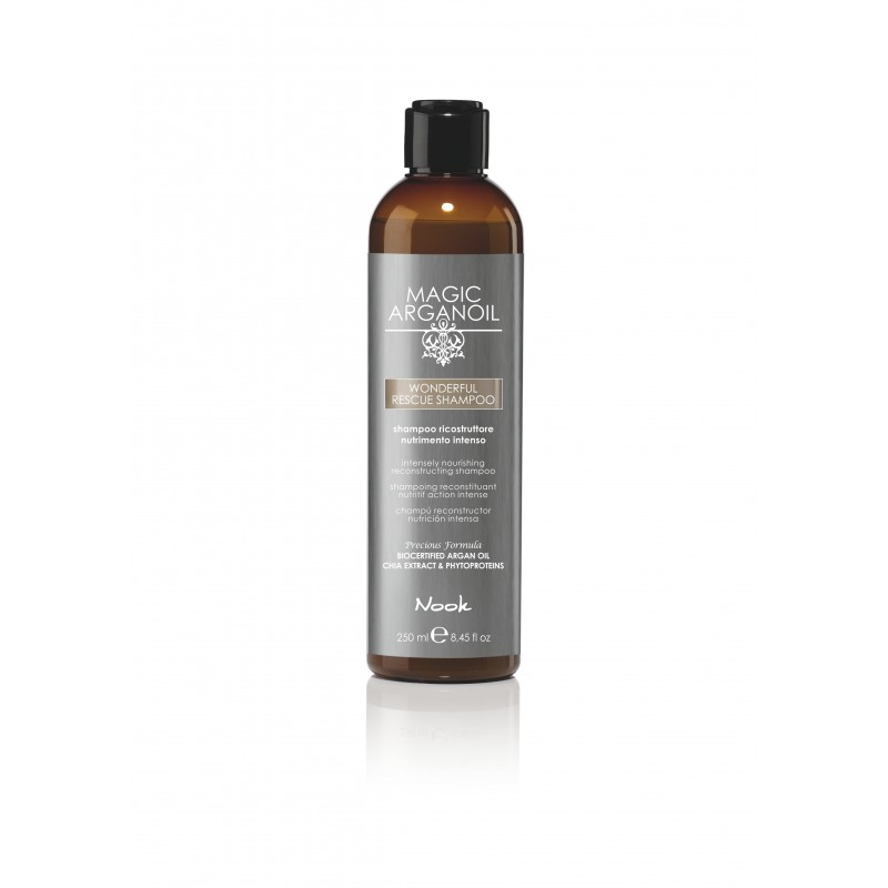 Nook wonderfull Rescue shampoo 250 ml.