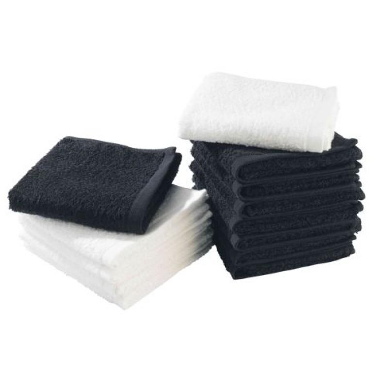 Bob Tuo Håndklæder HVID