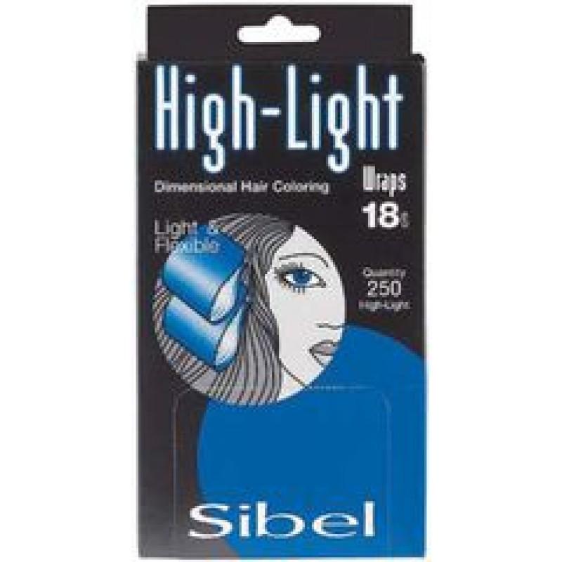 Sibel Hi-Lite Wraps, 10 x 18 cm (250 stk.)