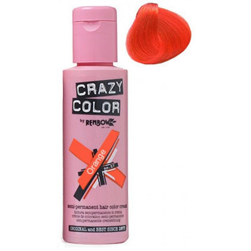 Crazy Color Orange 60