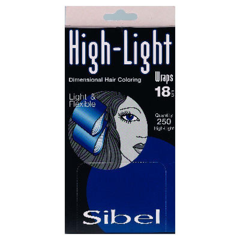 Sibel Hi-Lite Wraps, 10 x 25 cm (250 stk.)