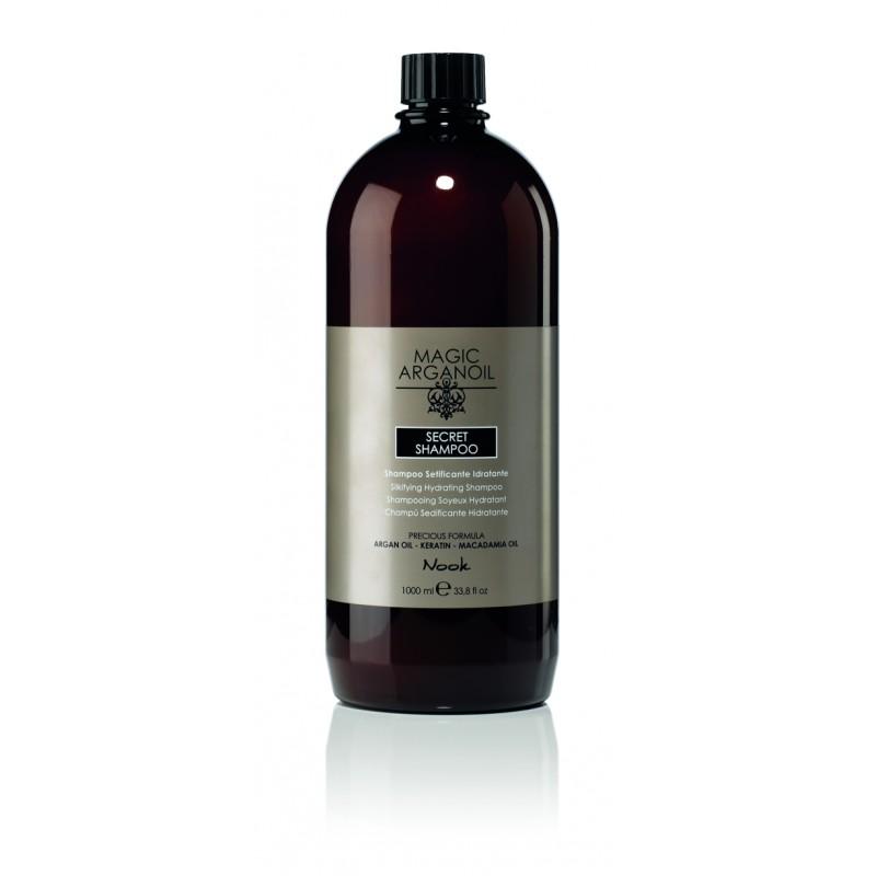 Secret Shampoo Argan 1000 ml.