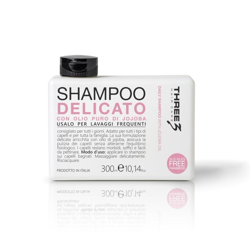 Tree3 Daily shampoo 300 ml.