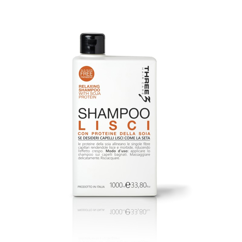 Tree3 Relaxing shampoo 1000 ml.