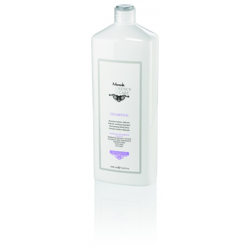 DHC Leniderm smoothing shampoo 1000 ml