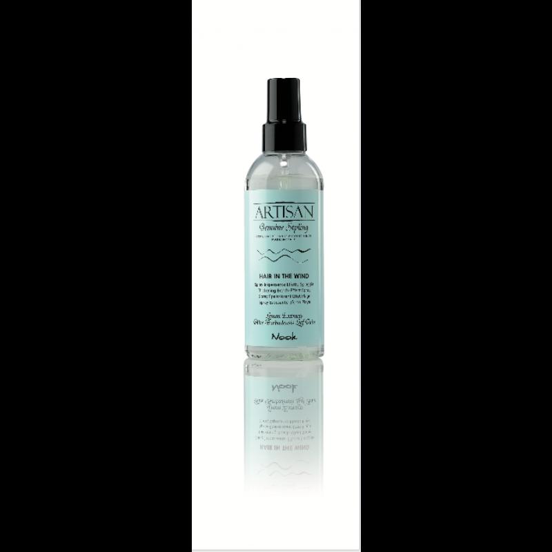 Nook Styling ARTISAN HAIR IN THE WIND 200ML - Saltvandsspray (No-Gas)
