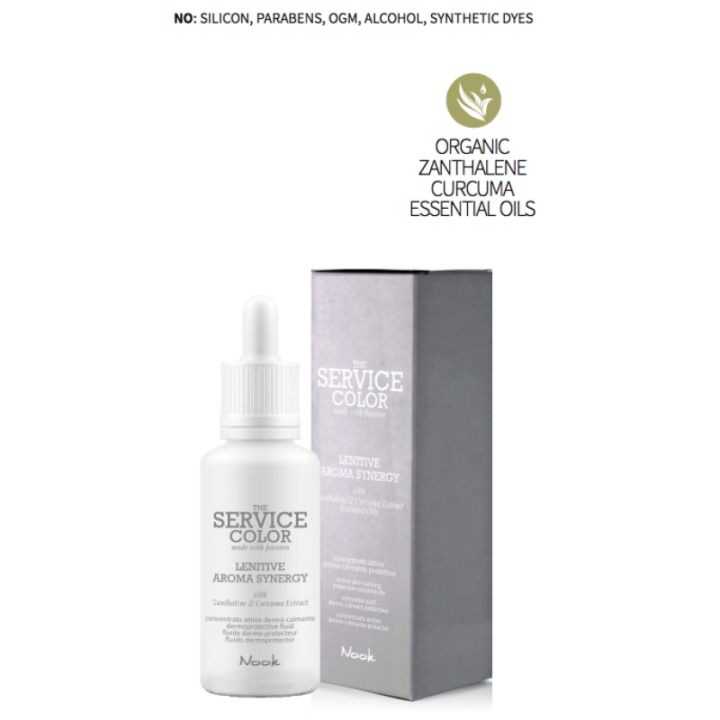 """""""the service color"""" LENITIVE AROMA SYNERGY. 50 ml."""