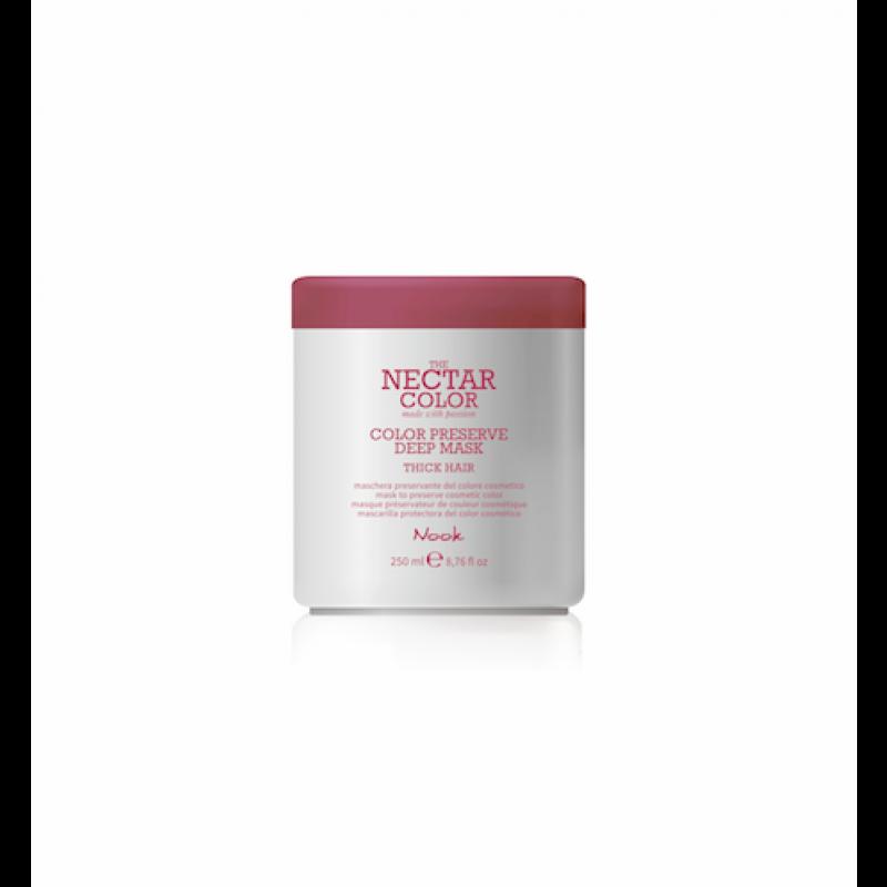 Nook Nectar farvebevarende MASK / Kur til KRAFTIGT hår 250 ml. vejl. 159,-