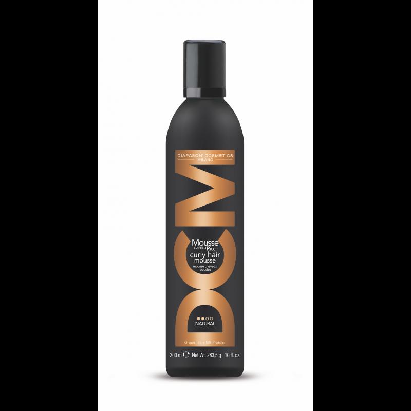 DCM Mousse krøllet hår. 300 ml.