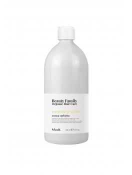 Nook Beauty Family Organic conditioner (pompelmo rosaandkiwi) til krøllet eller wave hår hår. 1000 ml.-20