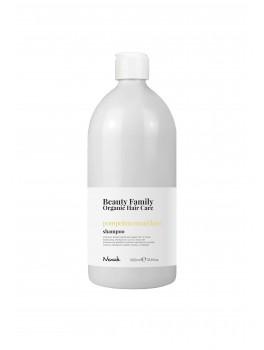 Nook Beauty Family Organic shampoo (pompelmo rosaandkiwi) til krøllet eller wave hår hår. 1000 ml.-20