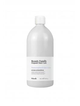 Nook Beauty Family Organic conditioner (basilicoandmandorla) til tørt og træt hår 1000 ml.-20