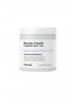 Nook Beauty Family Organic conditioner (biancospinoandaloe vera) til dagligt brug. 250 ml.-20