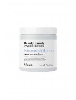 Nook Beauty Family Organic conditioner (basilicoandmandorla) til tørt og træt hår 250 ml.-20