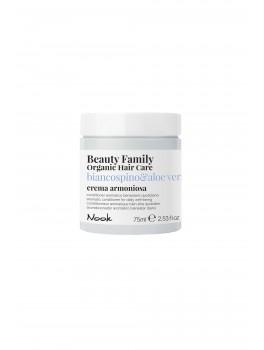 Nook Beauty Family Organic conditioner (basilicoandmandorla) til tørt og træt hår 75 ml.-20