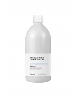 Nook Beauty Family Organic Shampoo (basilicoandmandorla) til tørt og træt hår 1000 ml.-20
