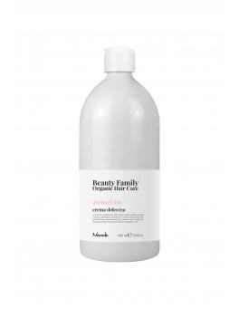 Nook Beauty Family Organic conditioner (avenaandriso) til fint hår. 1000 ml.-20
