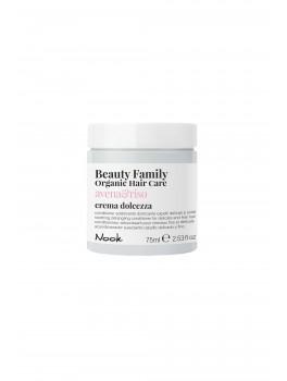 Nook Beauty Family Organic conditioner (avenaandriso) til fint hår. 75 ml.-20