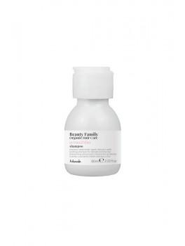 Nook Beauty Family Organic shampoo (avenaandriso) til fint hår. 60 ml.-20