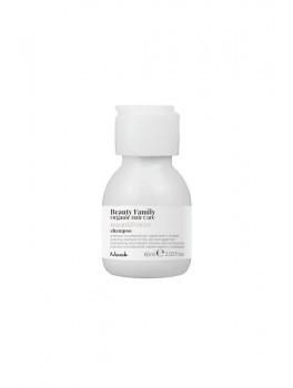 Nook Beauty Family Organic shampoo (maquiandcocco) til tørt og ødelagt hår. 60 ml.-20