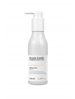 Nook Beauty Family Organic leave in creme (zuccaandluppolo) FOR STRAIGHT AND FRIZZY HAIR. 150 ml.-20