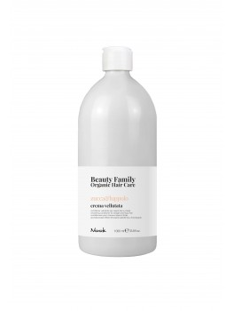 Nook Beauty Family Organic conditioner (zuccaandluppolo) FOR STRAIGHT AND FRIZZY HAIR. 1000 ml.-20