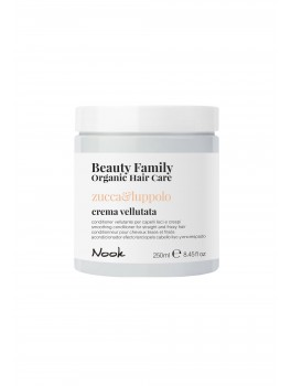 Nook Beauty Family Organic conditioner (zuccaandluppolo) FOR STRAIGHT AND FRIZZY HAIR. 250 ml.-20