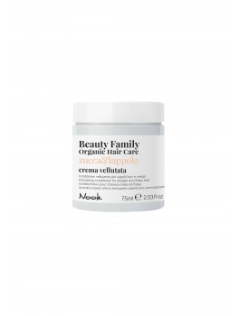 Nook Beauty Family Organic conditioner (zuccaandluppolo) FOR STRAIGHT AND FRIZZY HAIR. 75 ml.-20